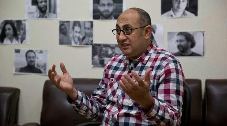 khaled ali, egypt. egypt human rights lawyer, human rights lawyer, court victory, egypt president, world news, indian express news