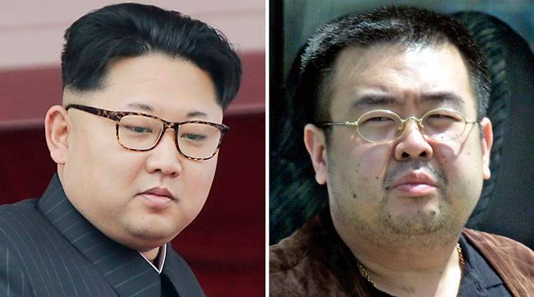 kim jong un news, kim jong nam news, world news, indian express news