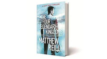 The Four Legendary Kingdoms, Matthew Reilly, Hachette, book review, indian express book review