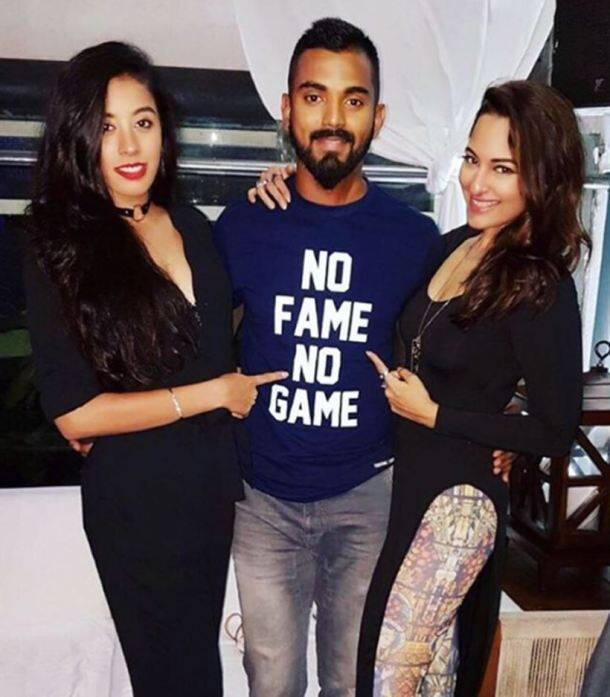 Who is this girl who has posted so many pictures with India opener KL Rahul?
