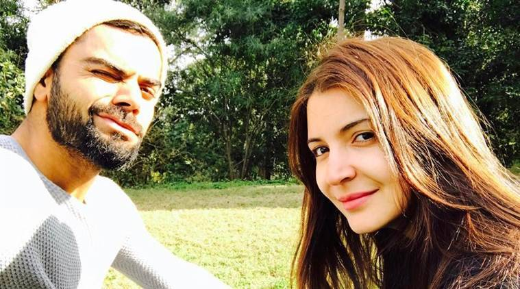 Virat Kohli shares sweet Valentine's Day post for Anushka