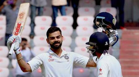virat kohli, kohli, virat kohli captain, india cricket captain, india captain, virat kohli runs, kohli runs, kohli test runs, india vs bangladesh, india bangladesh test, ind vs ban, ind ban test match, cricket news, sports news