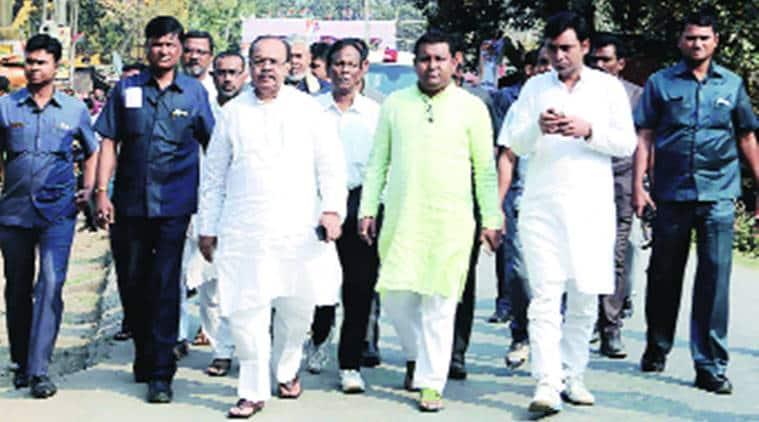 kolkata, kolkata news, kolkata mayor, kolkata mayor sovan chatterjee, bhangar, bhangar news, indian express, india news