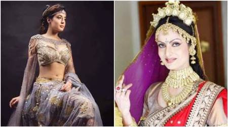 Kritika Kamra's Chandrakanta look out. Are you ready to welcome this new princess? See pics