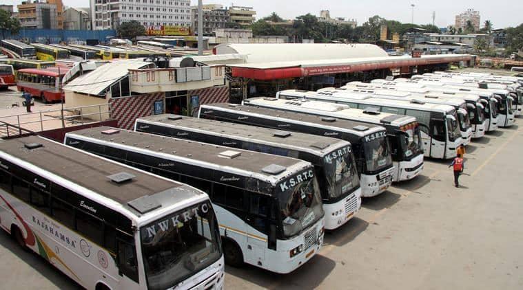 buses, transport, KSRTC, Karnataka fare hike revision 12%