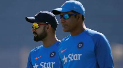 Anil bhai channelled my aggression better: Kohli