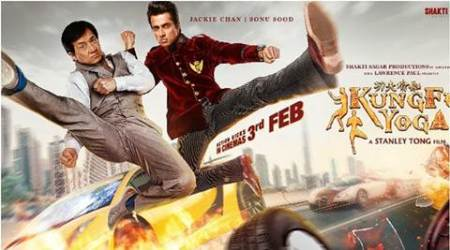 Kung Fu Yoga movie review: Jackie Chan, Sonu Sood film is a big yawn