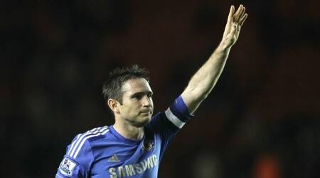 Frank Lampard ready to take first step intomanagement