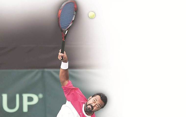 Leander Paes, Davis Cup, India-Davis Cup, Scarlet Journal, Pune, India tennis, Leander Paes-Davis Cup, India sports, Indian Express