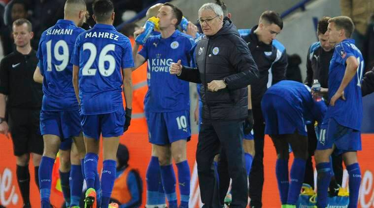 Ranieri finally ready to drop stars of Leicester's title-winning season
