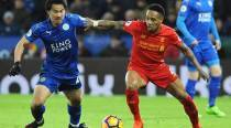 Leicester beat Liverpool in first match post-Ranieri