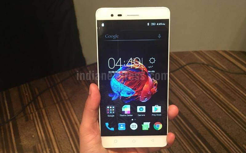 Lenovo Vibe K5 Note with 64GB storage launched in India