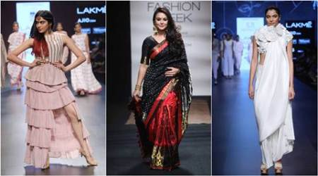 lfw 2017, lakme fashion week 2017, lfw 2017 day 2, day 2 lfw 2017, preity zinta, fashion news, indian express