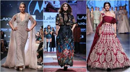 Lakme Fashion Week, LFW 2017 LFW s/r 2017, lfw 2017 day 3, lfw 2017 summer collection, lfw 2017 bollywood stars, Lakme Fashion Week Summer/Resort 2017, Bipasha Basu, vaani kapoor, nimrat kaur, swara bhaskar, daina penty, rahul Khanna, fashion news, latest news, indian express, lfw 2017 news