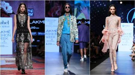 lakme fashion week, lfw 2017, lfw 2017 day 3, lakme fashion week summer collection, LFW 2017 ritu kumar, LFW 2017 payal sanghal, LFW S/R 2017 day 3 designers, latest news, fashion news, indian express