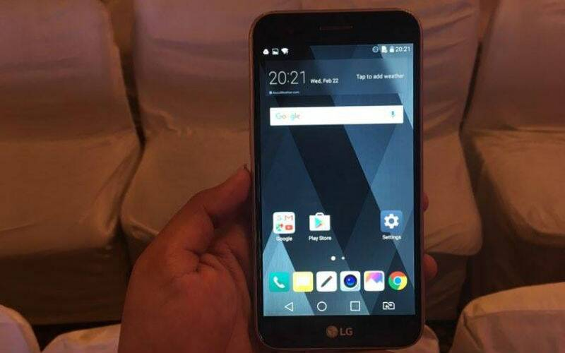 LG launches the 'Dhaakad Phone' with a special 'panic button'
