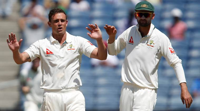 Image result for Australia beat India by 333 runs