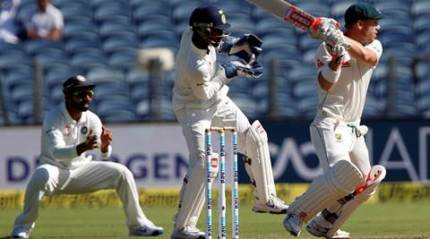 India vs Australia 1st Test Day 1 Live Score