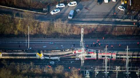 One dead, several injured in Luxembourg train crash:Police