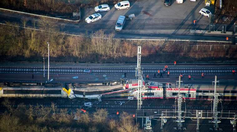 Luxenbourg train crash, Train crash Luxembourg, Passenger train accident Luxembourg, One dead Luxenbourg train crash, rescue effort luxumbourg, France luxumbourg train, world news