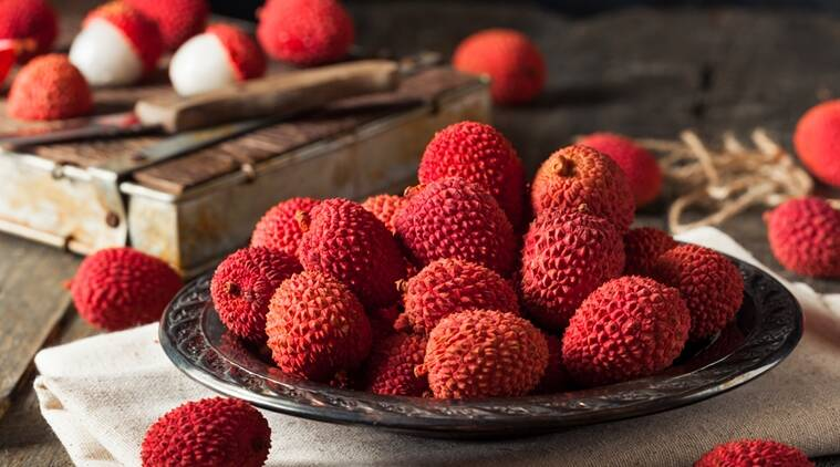lychee, lychee deaths, muzaffarpur deaths litchi, lychee mystery deaths, litchi advantages and disadvantages, muzaffarpur death research, lychee benefits, death reasons by eating litchi, indian express, indian express news