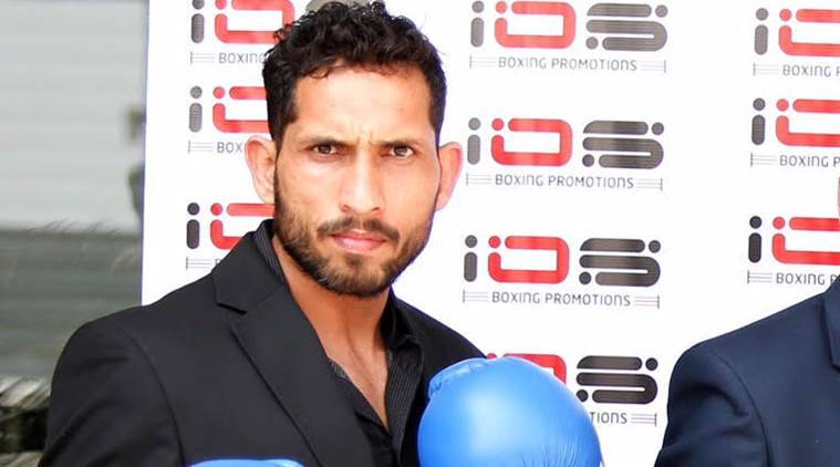 After MMA fling, Pawan Maan finds true love in pro boxing | Sports News,The Indian Express