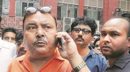 ED questions Madan Mitra on Narada sting, Saradhascam