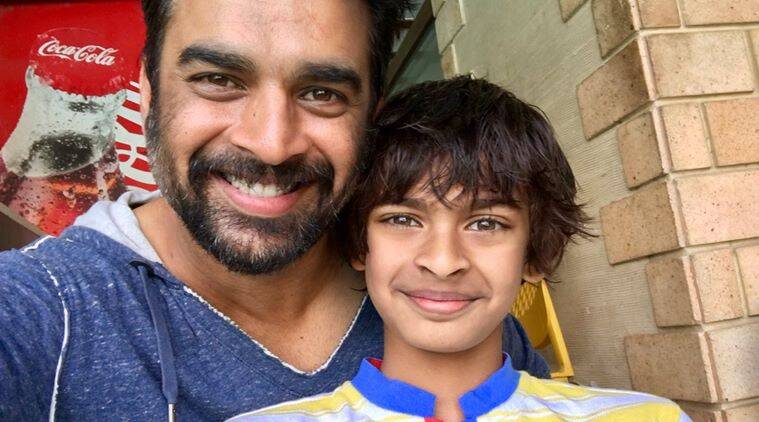 r madhavan is proud of his son vedant s swimming talent and is