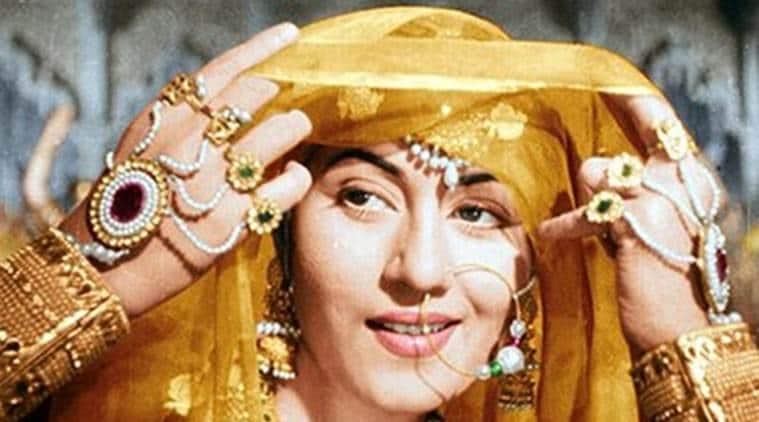 Madhubala, madhubala birthday, madhubala mughal-e-azam, madhubala actor, madhubala movies, madhubala iconic movies, madhubala beauty, madhubala dilip kumar, madhubala anarkali, madhubala salim, madhubala bollywood, beautiful actress bollywood, madhubala marriage, madhubala husband, madhubala iconic scenes, bollywood birthdays, bollywood news, bollywood updates, entertainment news, indian express news, indian express