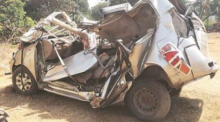 Six killed in road accident in Katihardistrict