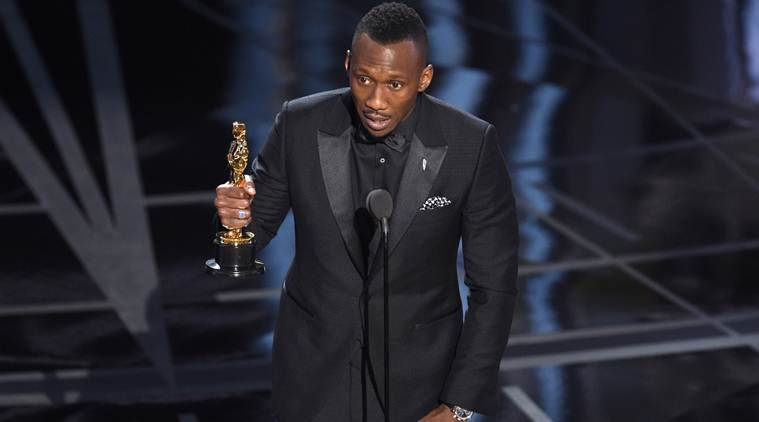 Image result for Mahershala Ali in Moonlight oscar 2017