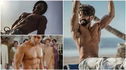 Hey summer, who needs you when we have these hotties? Bollywood stars and their drool-worthy abs