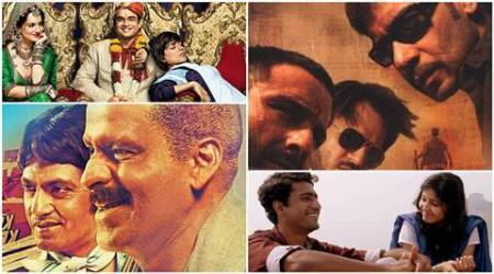 Badrinath Ki Dulhania, Badrinath Ki Dulhania movie, Badrinath Ki Dulhania film, top bollywood films set in small town india, bollywood small town films,top bollywood small town films, alia bhatt, varu dhawan, Masaan, Haraamkhor, Omkara, Sairat, Gangs of Wasseypur, Dum Laga Ke Haisha, Raanjhanaa, Tanu Weds Manu, udaan, bollywood, entertainment news, indian express, indian express news