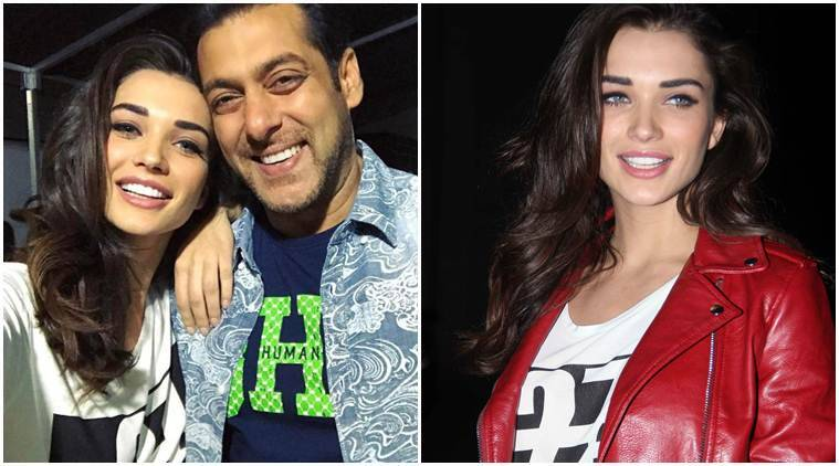 Salman Khan, Salman Khan news, Salman Khan actor, Salman Khan Amy Jackson, Amy Jackson salman khan, salman khan Amy Jackson, Amy Jackson actor, Amy Jackson news, Amy Jackson pics, Amy Jackson images, being human, being human salman khan, salman khan pics, entertainment news, indian express, indian express news