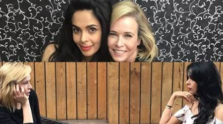 What's Mallika Sherawat gonna talk about with Netflix's Chelsea Handler?
