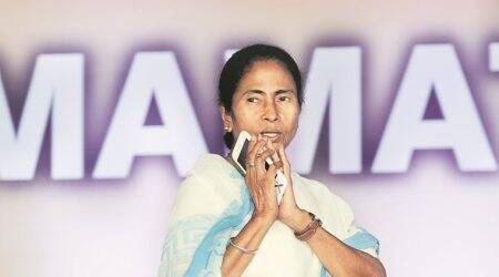 Centre must waive farm loans, not leave it to states: MamataBanerjee