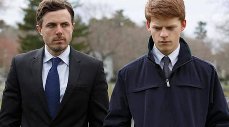 Manchester by the Sea, oscars 2017, Manchester by the Sea oscars, oscars 2017, Manchester by the Sea movie, Casey Affleck, Casey Affleck movie, Casey Affleck oscars, oscars 2017 movies, oscar movies, Lucas Hedges, Michelle Williams, Manchester by the Sea cast, entertainment news, indian express, indian express news