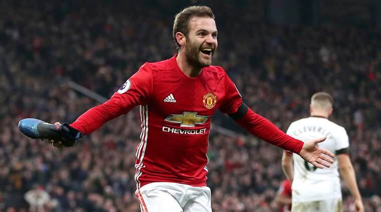 manchester united, united, juan mata, mata, anthony martial, jose mourinho, premier league, premier league table, football news, sports news
