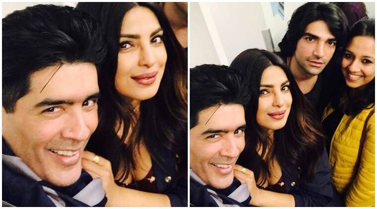 manish malhotra, manish malhotra priyanka chopra, priyanka manish friendship, manish malhotra new york, priyanka chopra quantico shoot, quantico manish priyanka, priyanka chopra, manish malhotra party, manish malhotra priyanka love, bollywood news, bollywood updates, entertainment news, indian express, indian express news