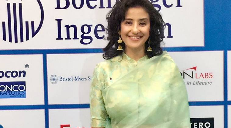 Manisha Koirala, dear maya, dear maya movie