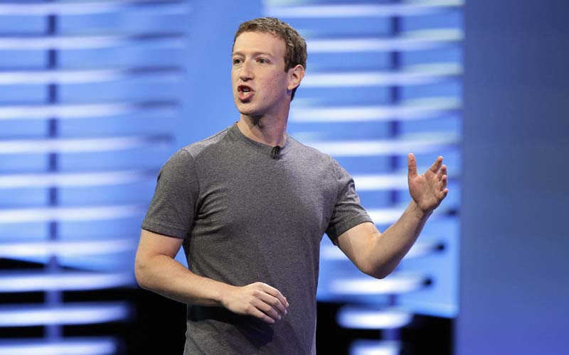 Mark Zuckerberg Working On App To Bring Facebook Video To Living Rooms