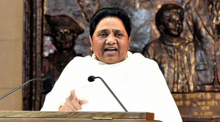 Mayawati, Mayawati on Samajwadi Party, Samajwadi Party, UP elections, UP elections 2017, BJP, Mayawati on BJP, BSP, SP leader Shivpal Yadav, indian express news