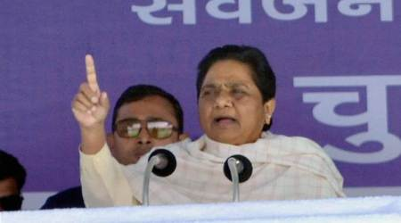 BSP pulls up socks for Lok Sabha polls