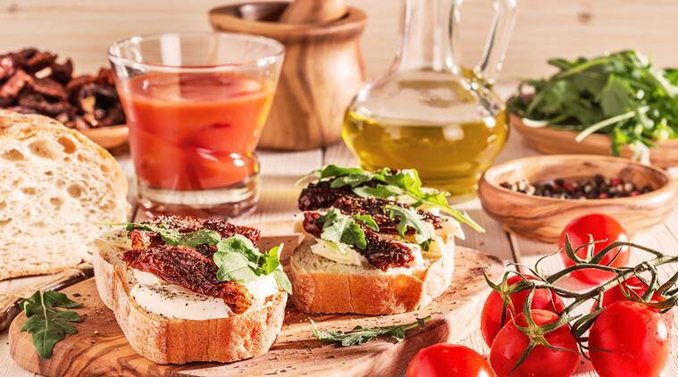 Mediterranean Diet May Cut Colorectal Cancer Risk By 86 Lifestyle News The Indian Express