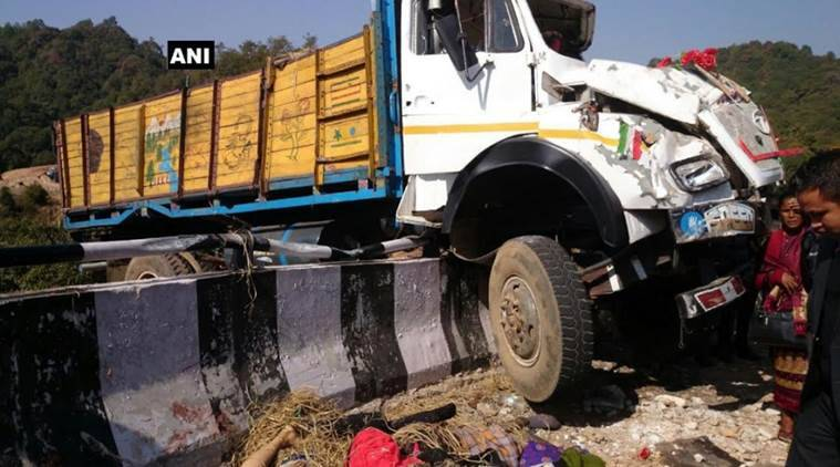 Khasi Hills road accident: 16 churchgoers killed in mishap in Meghalaya