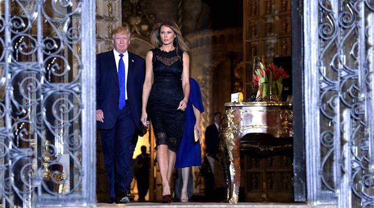 Pictures Of Melania Trump On The Asian Tour