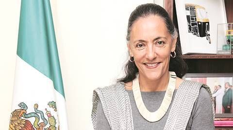'If US cracks down on H1B visas, we'll be happy to have Indians relocate to Mexico': Melba Pria