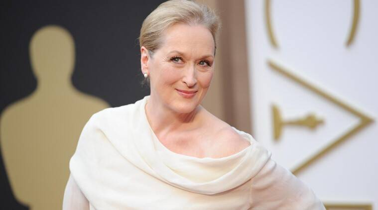 This comes after Lagerfeld wrongly claimed Streep changed her mind about wearing a Chanel gown to the awards because she wanted to get paid by wearing a creation from a different designer.