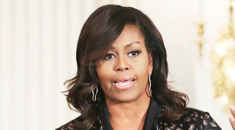 Michelle Obama, Barack Obama, Michelle Obama on education, White House, world news, indian express news