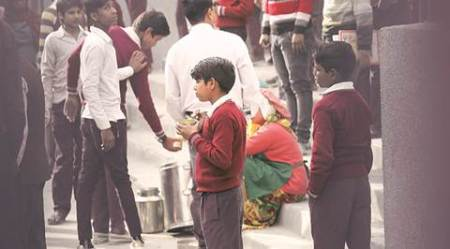 AAP MLA's father-in-law is in NGO that served midday meal